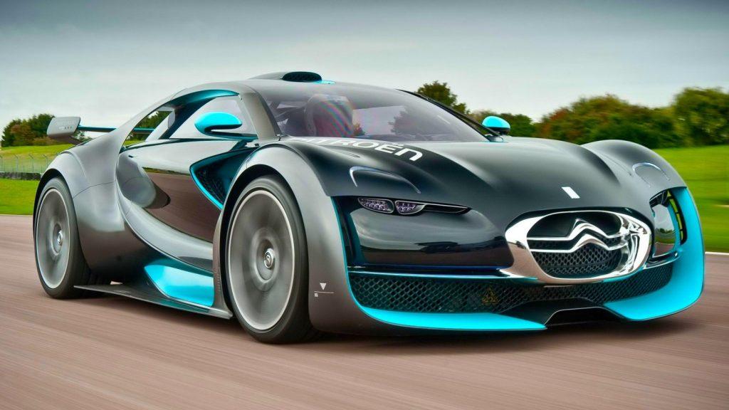 imagine cu prototip de masina