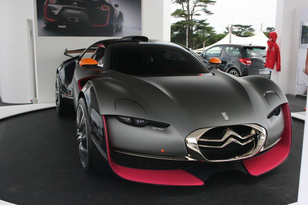 poze cu prototipuri de masini