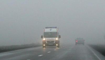 cum sa conduci pe ceata