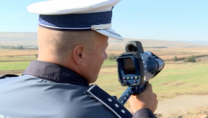 radar tip pistol