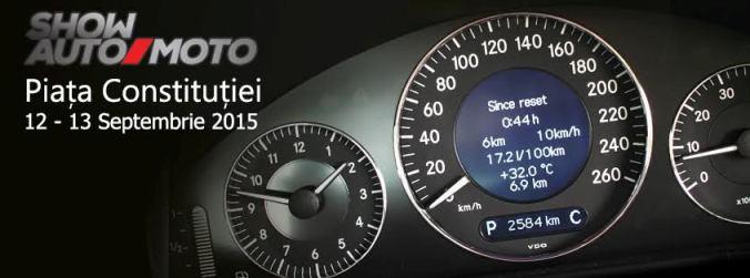 SAM 2015 - Show Auto Moto Piata Constitutiei, Bucuresti
