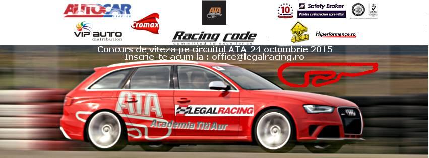 cursa de viteza pe circuit