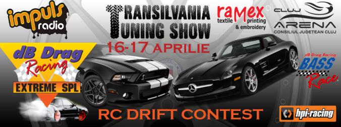 Transilvania Tuning Show cluj 2016