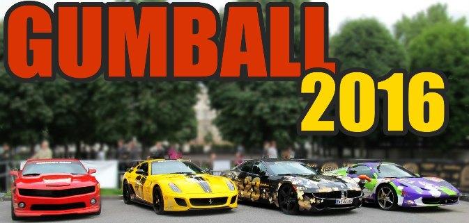 gumball 3000 2016