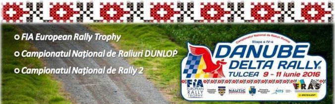 Danube Delta Rally 2016