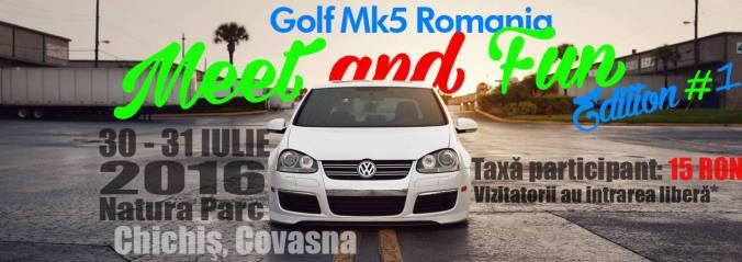 Golf Mk5 Romania Meeting 2016