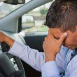 stres in trafic