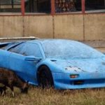 masina abandonata lege